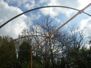 Rundbögen für Folientunnel