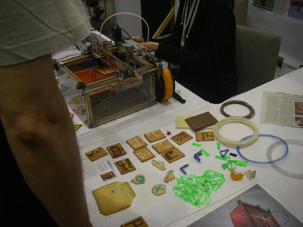 Schokoladen-Drucker