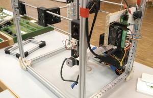 CNC TorchTable Höhensteuerung im D3D-Rahmen