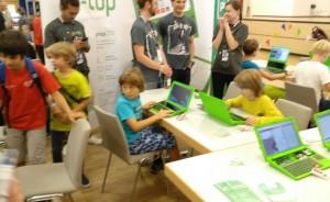 Der Pi-Top ist auch so eine Art von DIY-Laptop.